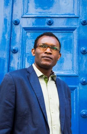 Fiston Mwanza Mujila (c) Philippe Matsas 1