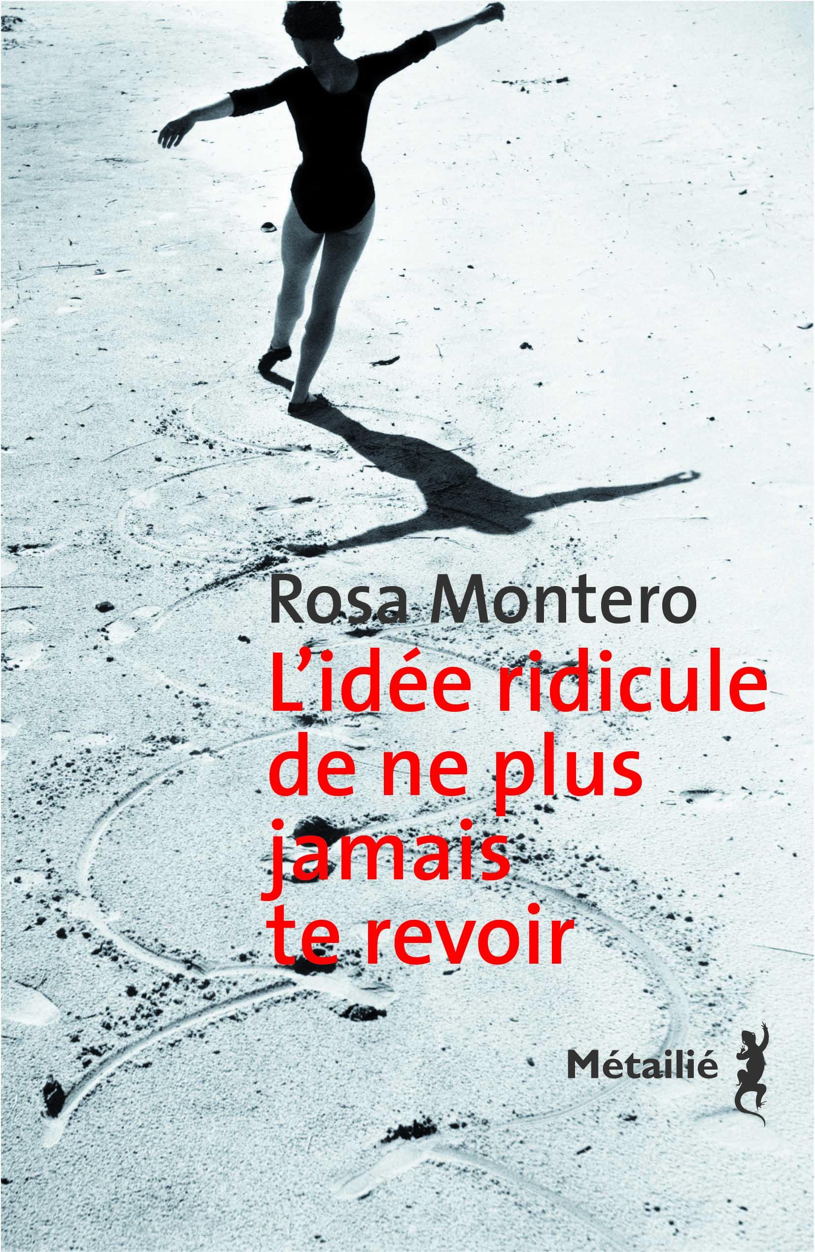 L Idee Ridicule De Ne Plus Jamais Te Revoir Editions Metailie