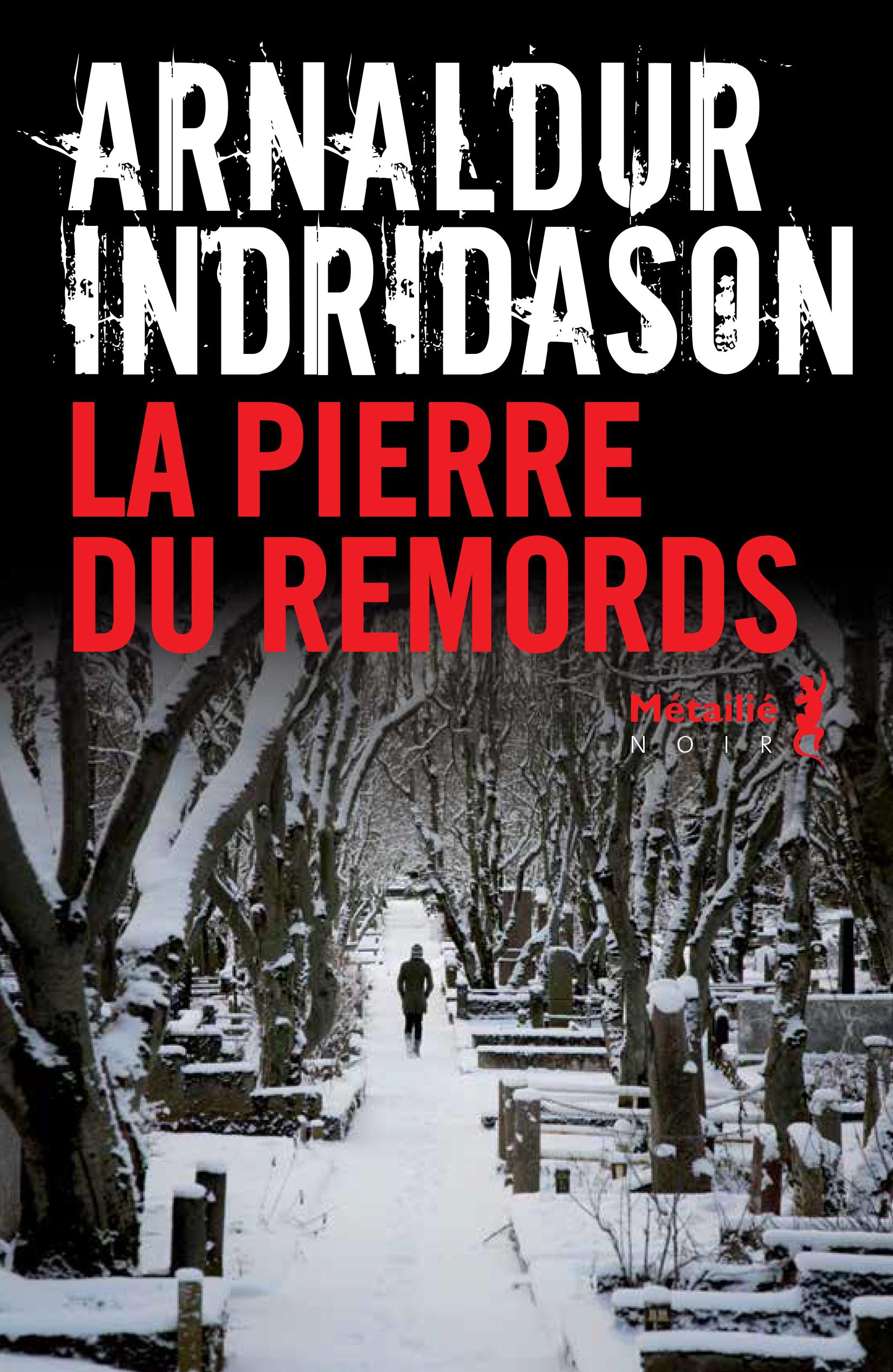 La Pierre du remords - Editions Métailié