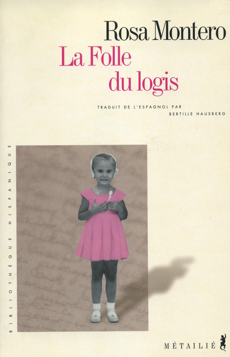 """Résultat de recherche d'images pour """"rosa montero la folle du logis"""""""