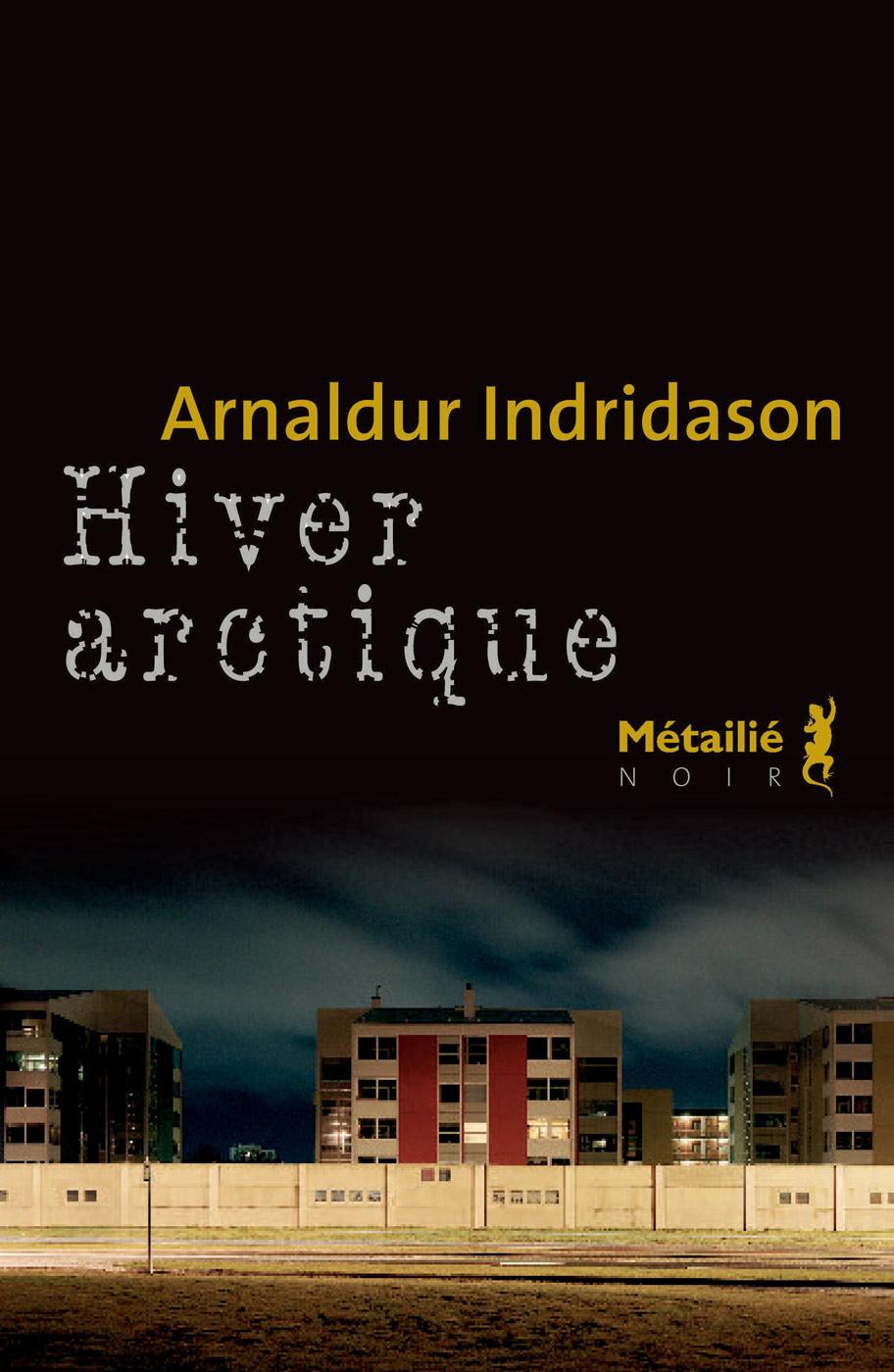 Hiver Arctique Editions Metailie