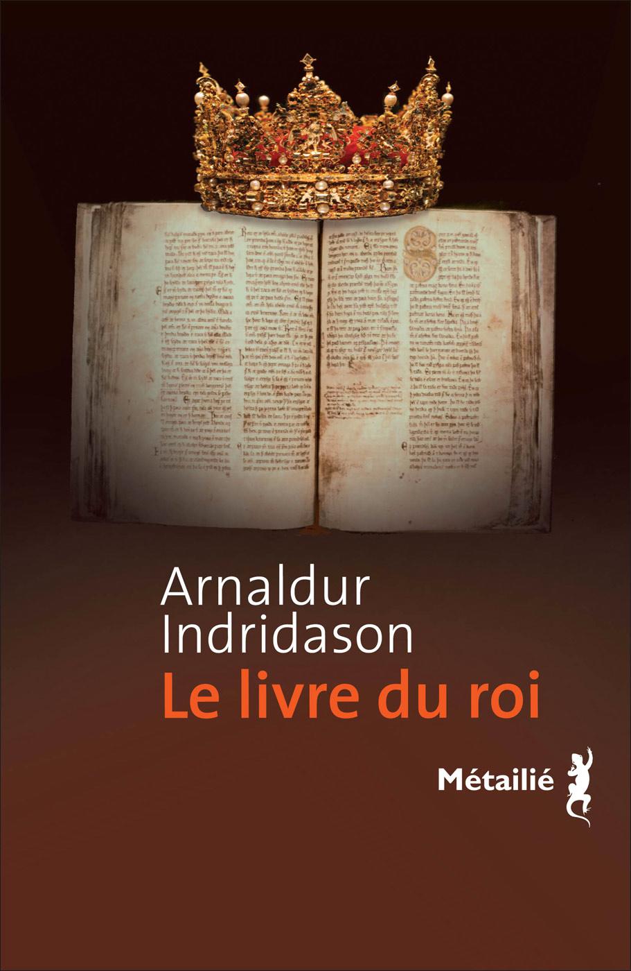 Indridason,Arnaldur-Le livre du roi