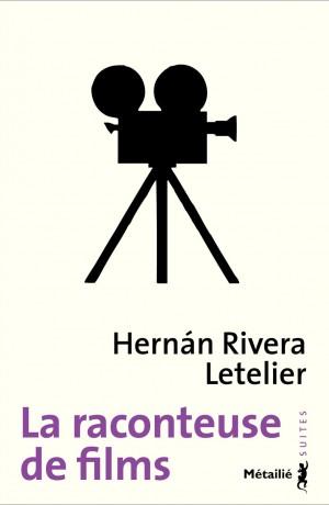 La Raconteuse de films - Editions Métailié